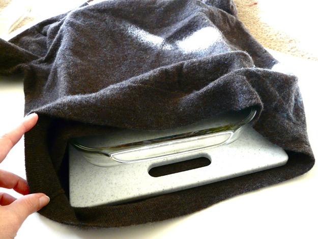 Mudança - toalha-a-proteger